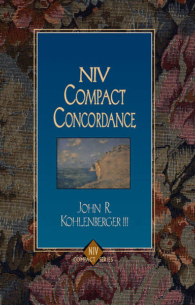 Picture of NIV Compact Concordance