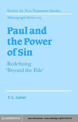 Paul and the Power of Sin [Adobe Ebook]