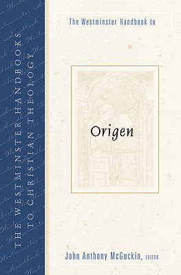 The Westminster Handbook To Origin