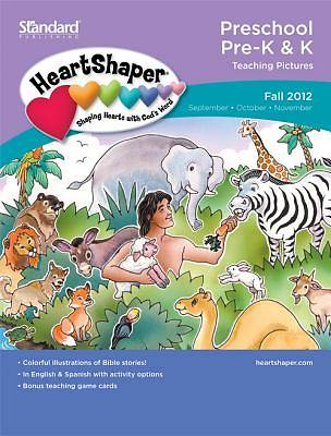 Standards HeartShaper Preschool/PreK & K Teaching Pictures Fall 2012