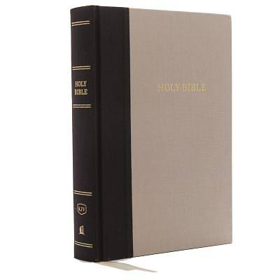 Picture of KJV, Reference Bible, Super Giant Print, Hardcover, Green/Tan, Red Letter Edition