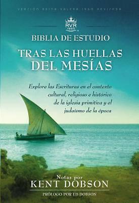 Picture of Tras Las Huellas del Mesias - Biblia de Estudio Rvr60