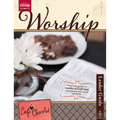 Picture of Caf Chocolat Worship Leader Guide