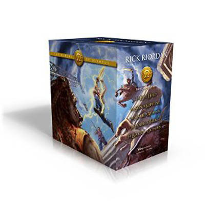 Picture of The Heroes of Olympus Hardcover Boxed Set