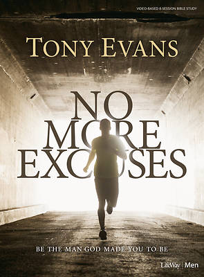 Picture of No More Excuses - Bible Study Book