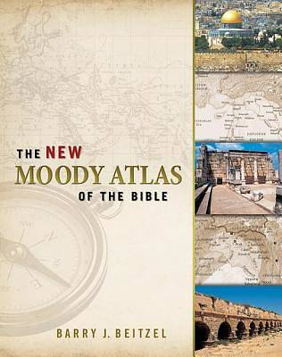 The New Moody Atlas of the Bible [ePub Ebook]