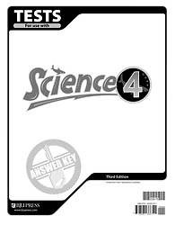 Science 4 Testpack Answer Key 3rd Edition