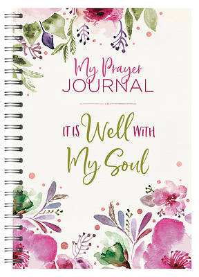 Picture of My Prayer Journal