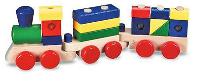 Picture of Stacking Train Toddler Toy