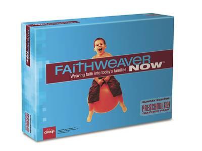 Picture of FaithWeaver Now Preschool Teacher PK Fall 2021