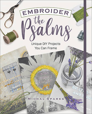 Picture of Embroider the Psalms