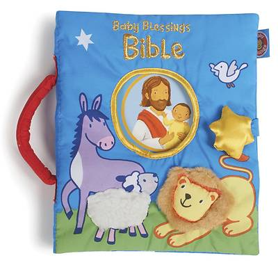Baby Blessings Bible