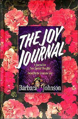 Joy Journal from the Geranium Lady