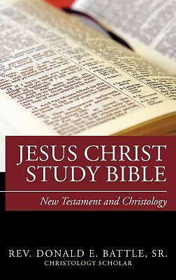 Jesus Christ Study Bible