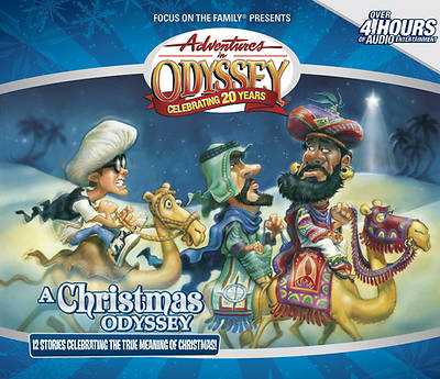 Picture of A Christmas Odyssey CD