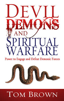 Picture of Devil Demons and Spiritual Warfare