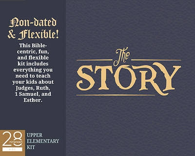 Picture of 28nineteen The Story Upper Elementary Kit