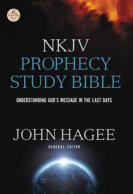 Picture of NKJV Hagee Prophecy Study Bible