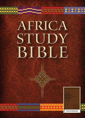 Picture of Africa Study Bible NLT