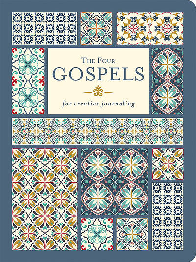 The Four Gospels -- For Creative Journaling