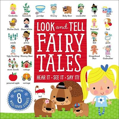 Picture of Look and Tell Fairytales