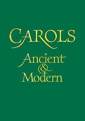 Picture of Carols Ancient and Modern Words Edition