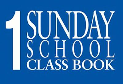 Picture of Judson Sunday Church School Classbooks