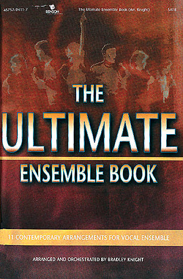 The Ultimate Ensemble Book