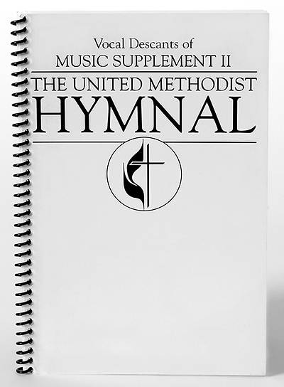 Vocal Descants Of The United Methodist Hymnal Music Supplement 2