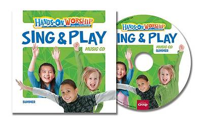 Hands-On Worship Sing & Play CD, Summer