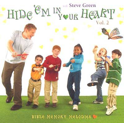 Hide em in Your Heart Vol. 2 CD