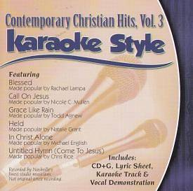 Contemporary Christian Hits, Volume 3