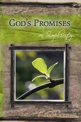 Gods Promises on Simplicity