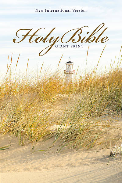 NIV Holy Bible, Giant Print
