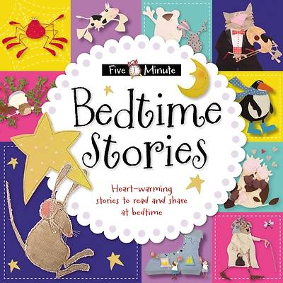 Treasures Five-Minute Bedtime Stories