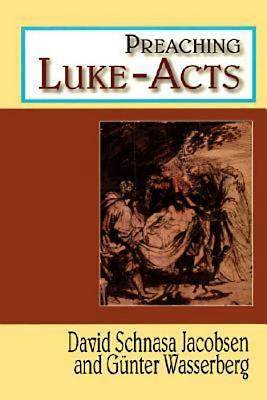 Picture of Preaching Luke - Acts - eBook [Adobe]