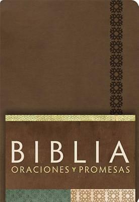 Picture of Rvc Biblia Oraciones y Promesas - Canela Simil Piel Con Indice
