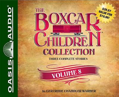 The Boxcar Children Collection Volume 8