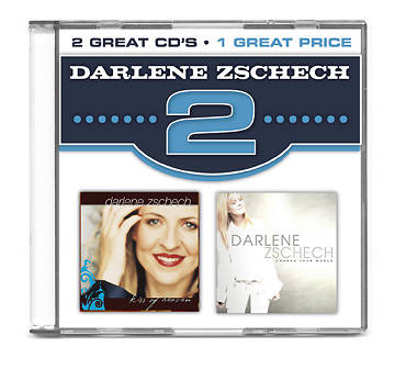 Darlene Zschech -  Kiss Of Heaven/Change Your World CD