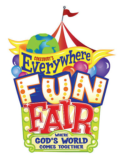 Vacation Bible School 2013  Everywhere Fun Fair Downloadable Lyric Sheets with Guitar Chords VBS