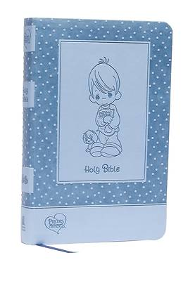 Picture of Icb, Precious Moments Bible, Leathersoft, Blue