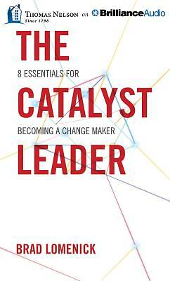 The Catalyst Leader Audiobook - MP3 CD