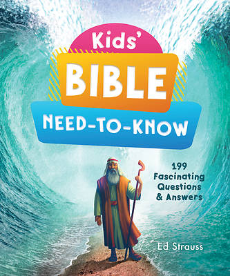 Picture of Kids' Bible Need-To-Know