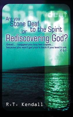 Picture of Are You Stone Deaf....Rediscovering God