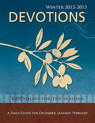 Standard Adult Devotions Winter 2012 2013