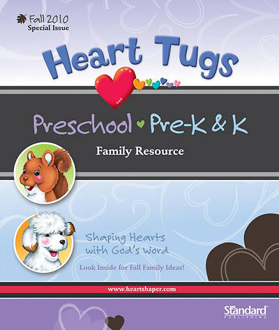 Picture of HeartShaper Preschool Heart Tugs Pkg 5