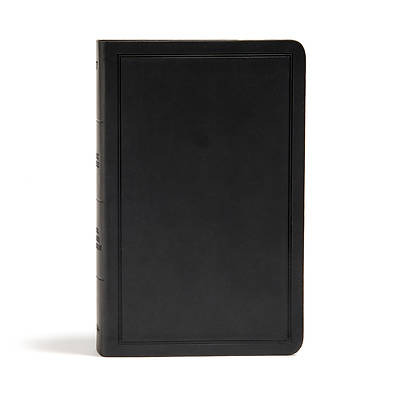 Picture of KJV Deluxe Gift Bible, Black Leathertouch