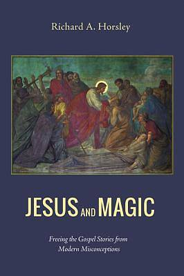 Picture of Jesus and Magic
