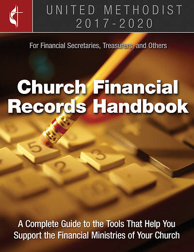 Picture of The United Methodist Church Financial Records Handbook 2017-2020 - Download