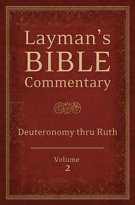 Laymans Bible Commentary Vol. 2